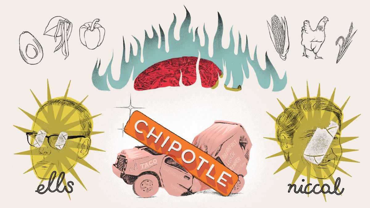 How Chipotle Sanitized the Mission-Style Burrito for America