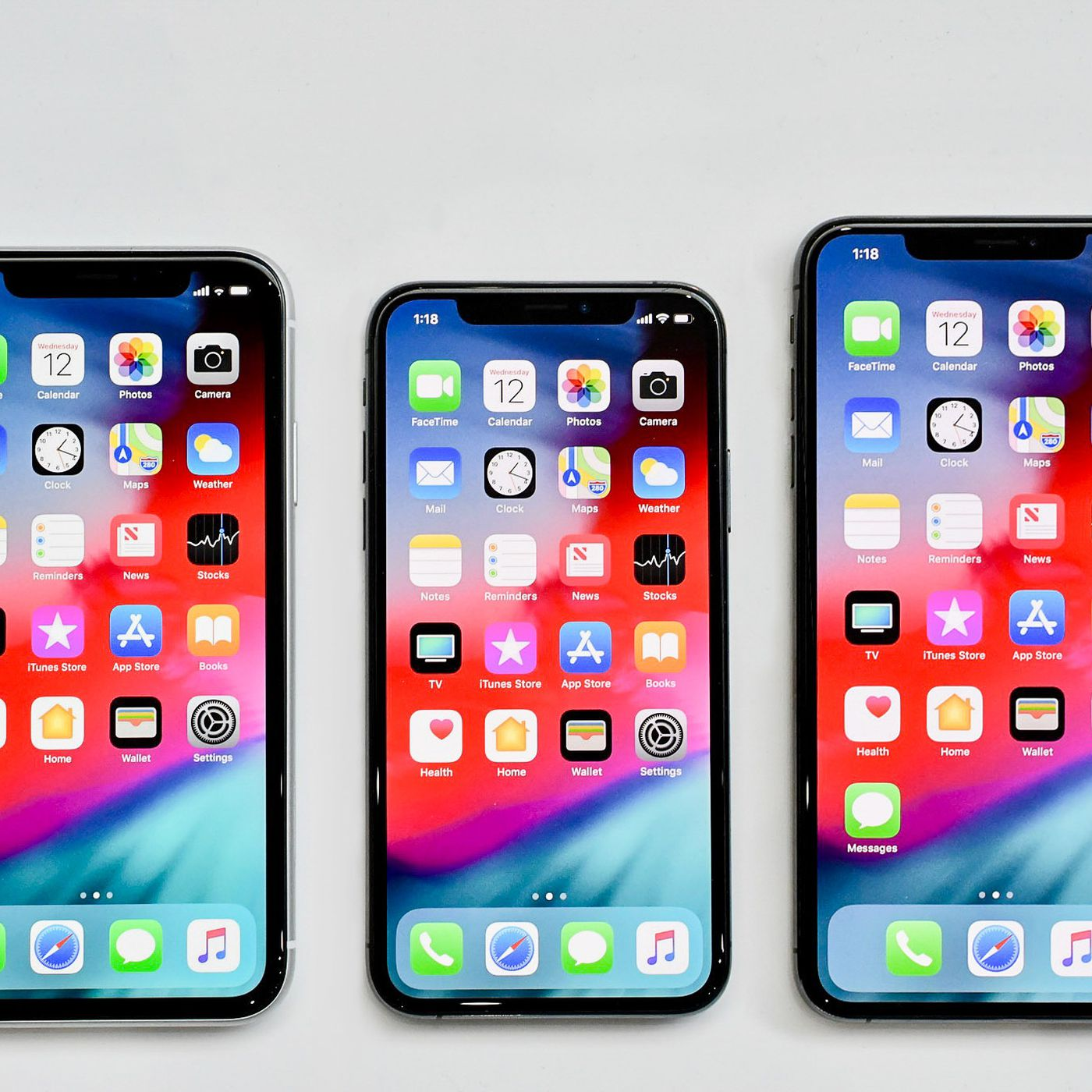 release date bb3e9 e962f iPhone XS vs. XS Max vs. XR: how to pick between Apple's three new ...