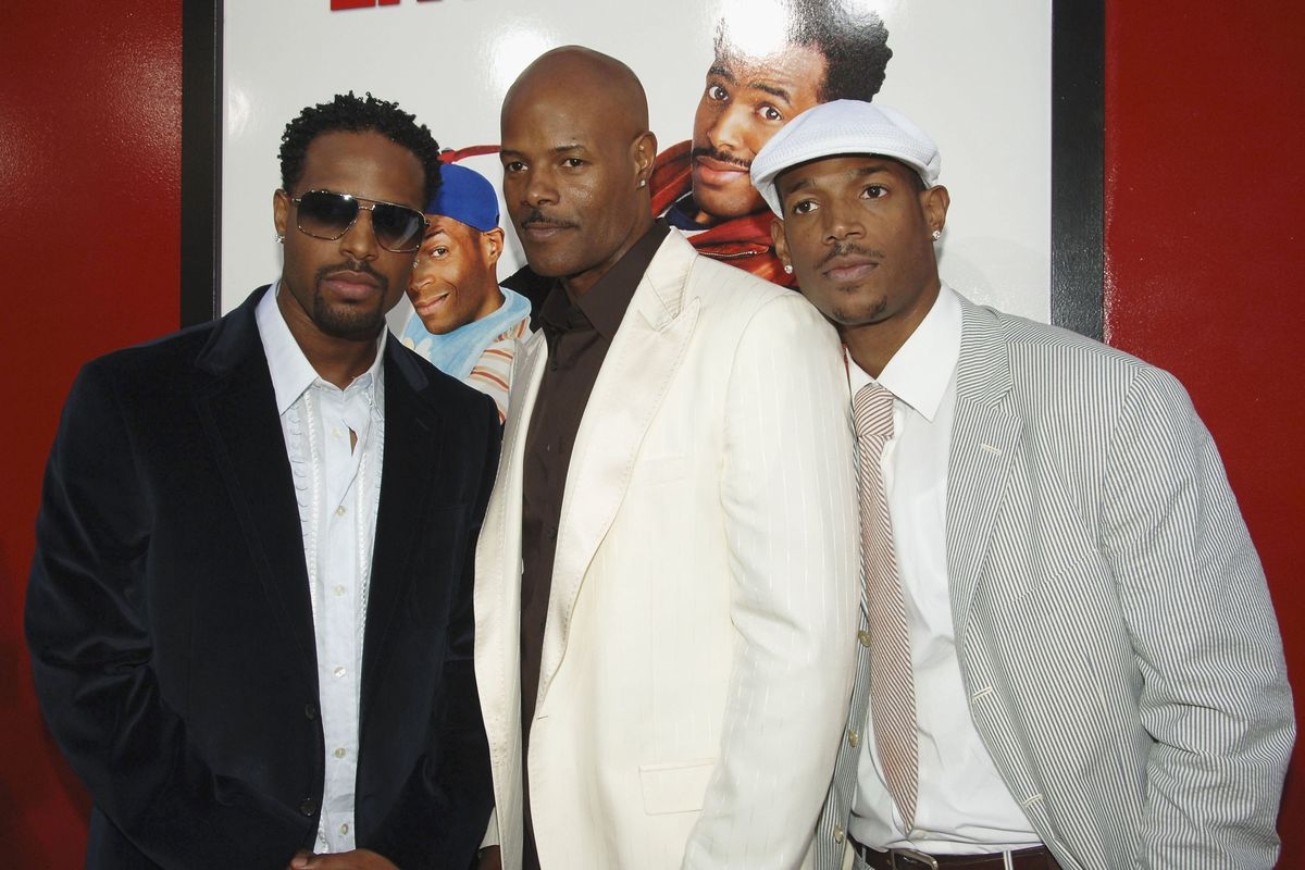 Who is the youngest wayans brother