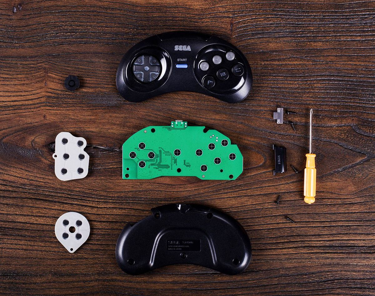 These $20 DIY kits make classic controllers wireless - The Verge