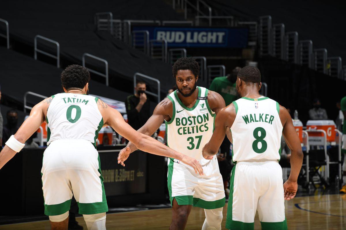 Boston Celtics v LA Clippers