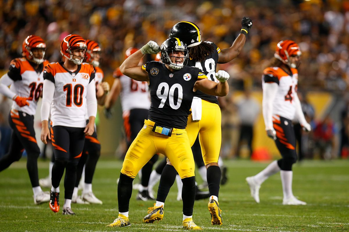 b3a4dc82 Steelers vs. Bengals: 7 Winners and 3 Losers following the Steelers ...