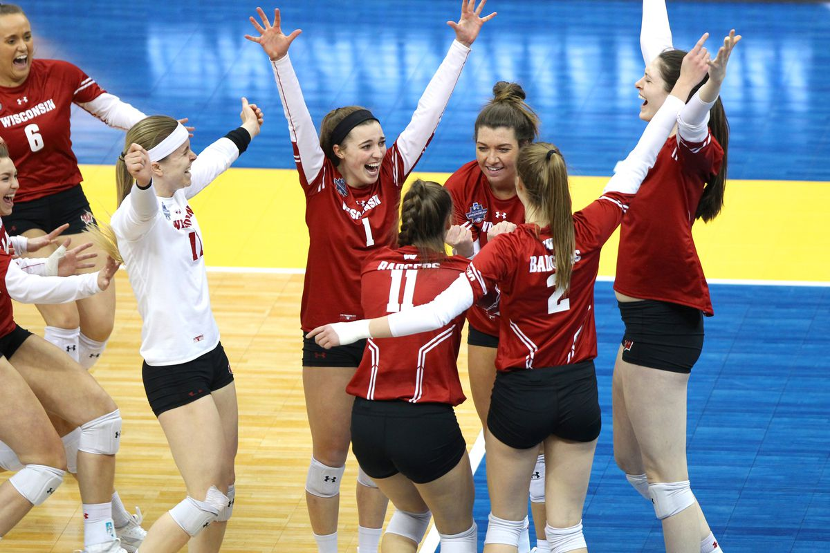 Wisconsin Badgers Volleyball Final Four Notebook Bucky S 5th Quarter