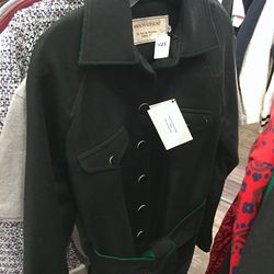 Maison Kitsuné coat, $382 (was $975)