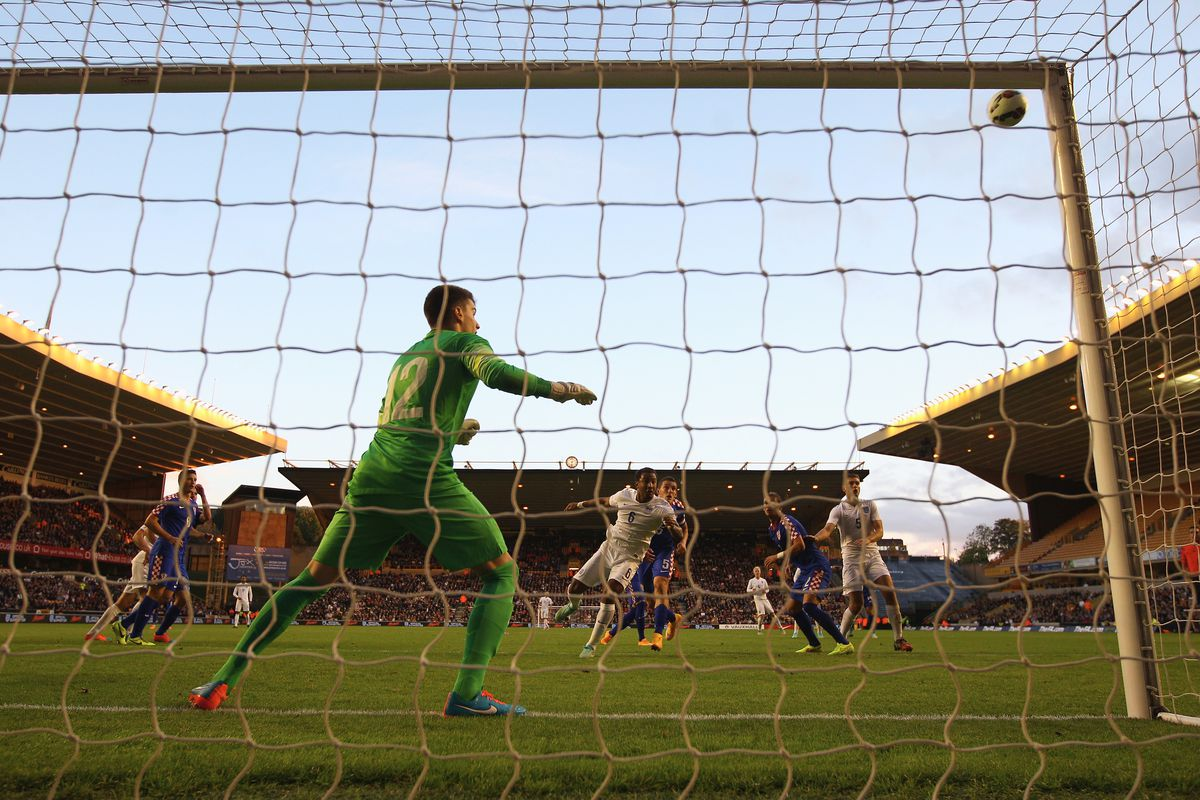 England v Croatia: UEFA U21 Championship Playoff - First Leg