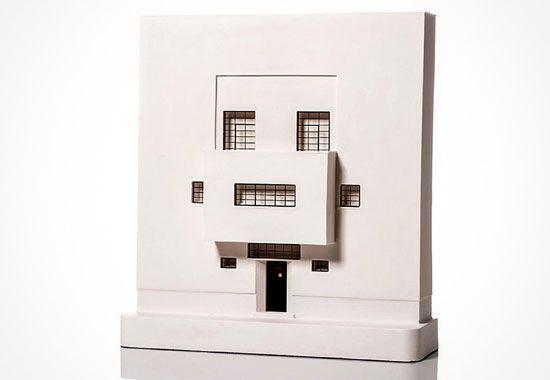 Miniature Moller House