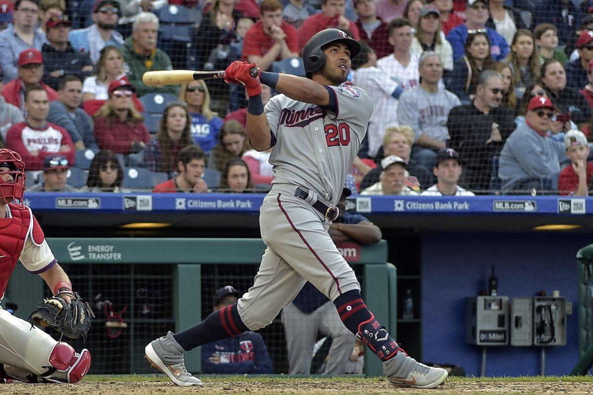 MLB: Minnesota Twins at Philadelphia Phillies