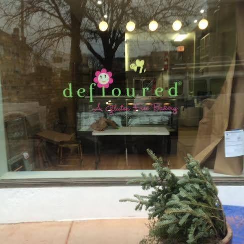 Defloured