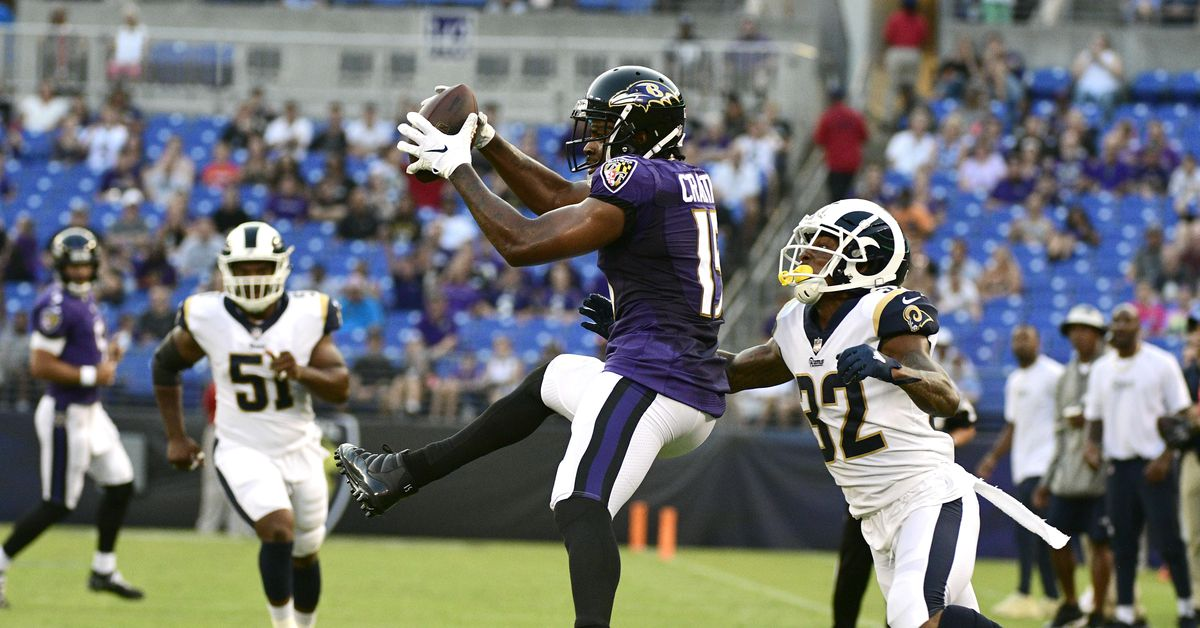 Ravens News 8/15: Practice notes, red zone efficiency and more