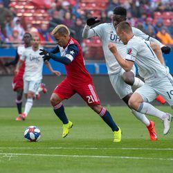 FC Dallas vs New England Revolution
