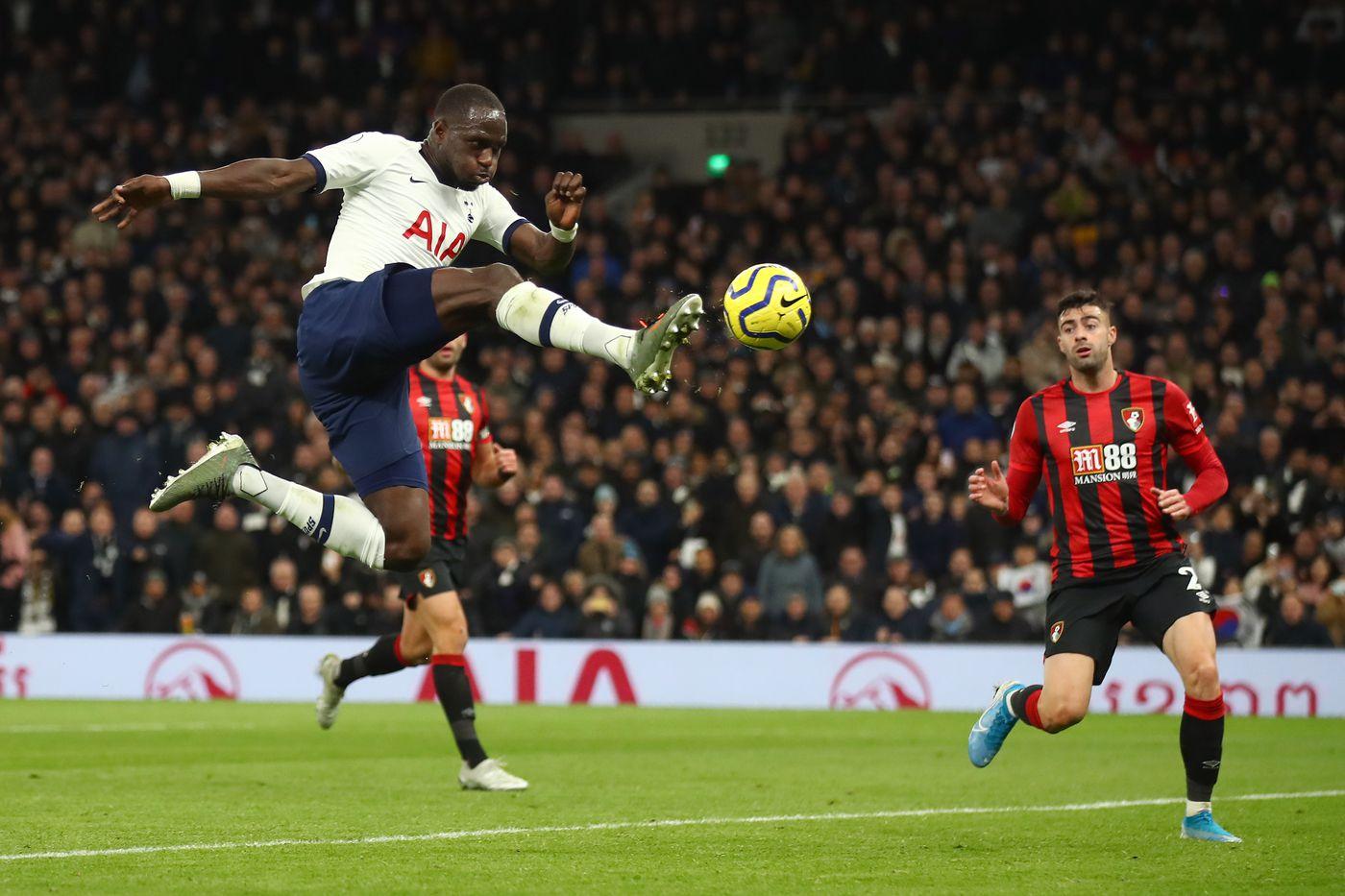 Merlin/'s Premier League 2018-Davinson Sanchez Tottenham Hotspur No 272