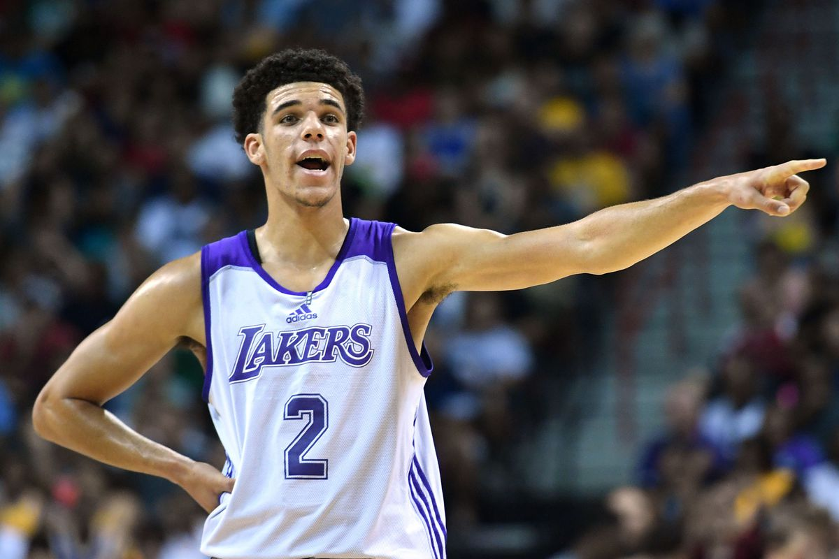 lonzo ball - photo #39
