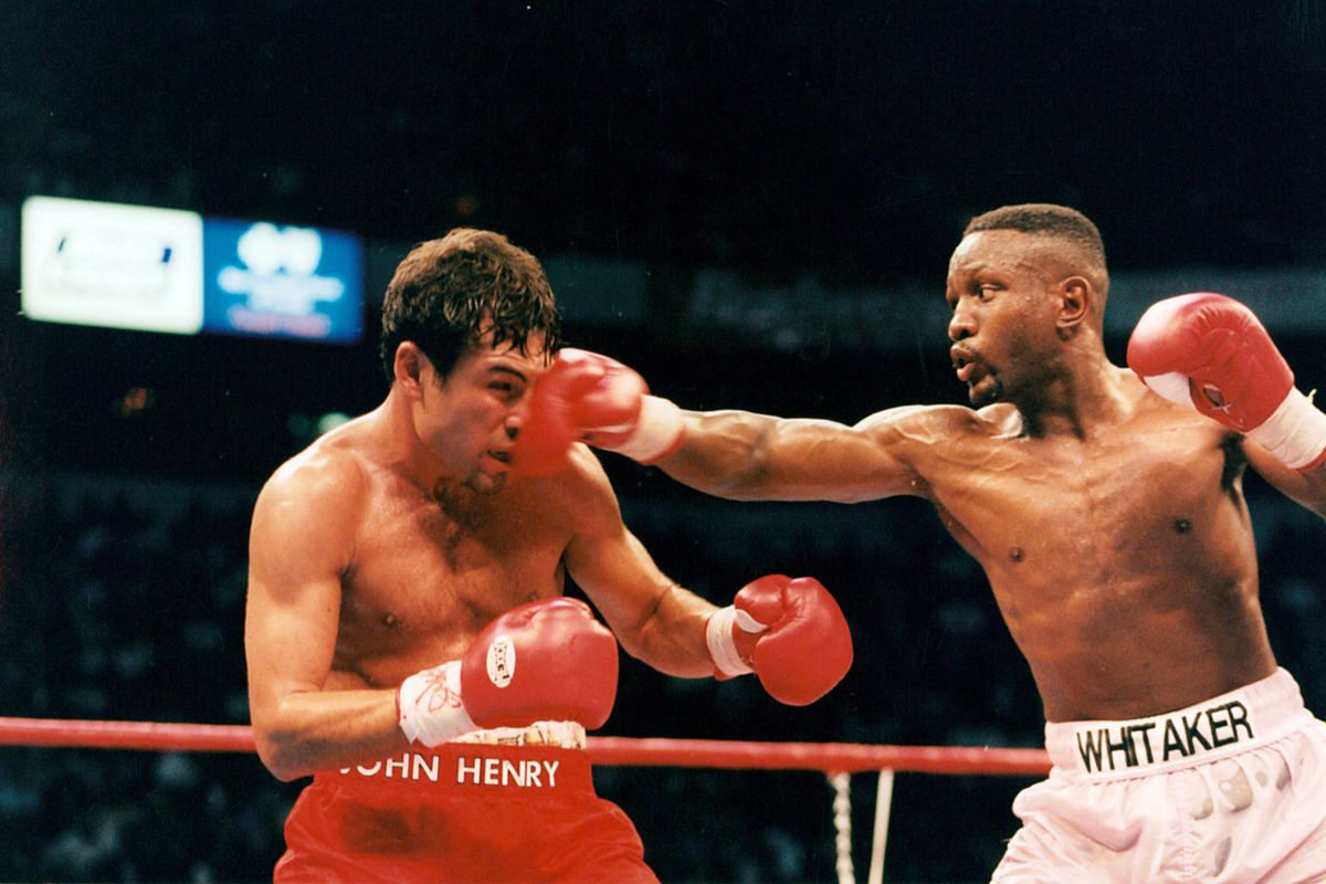 Legendary champion Pernell Whitaker killed at 55