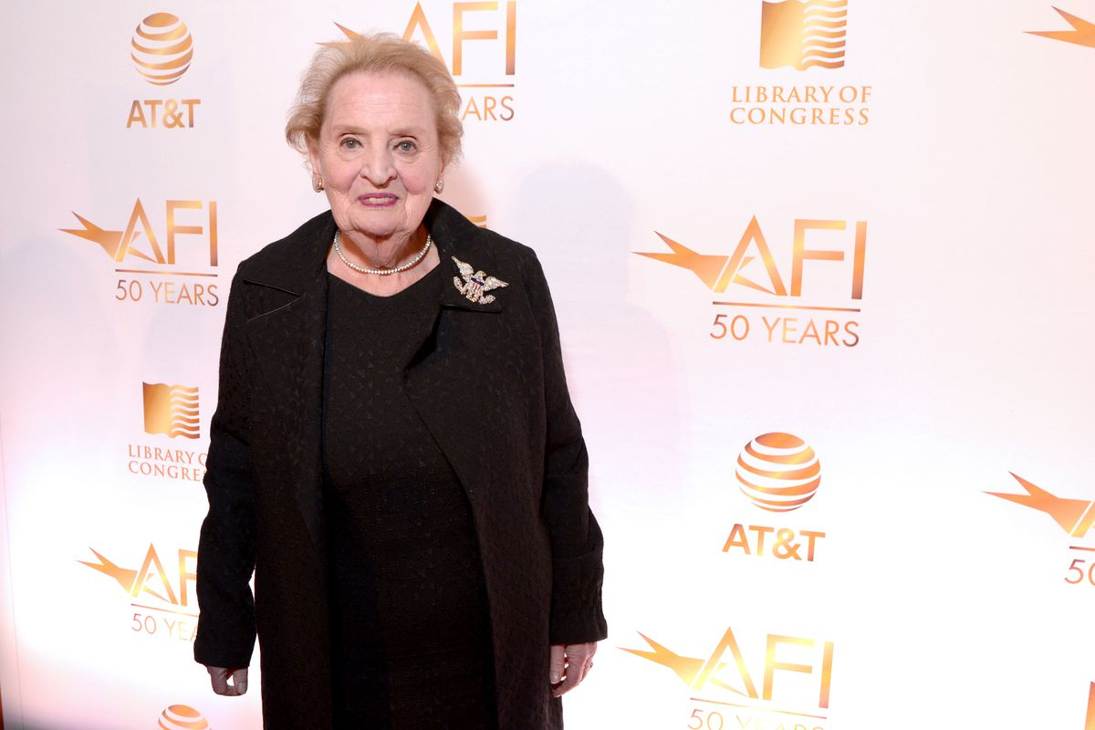 AFI 50th Anniversary Gala - Arrivals