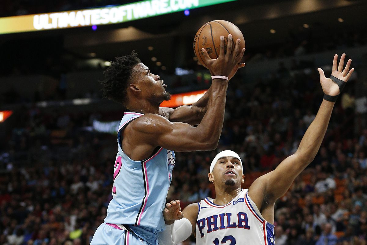 Sixers-Heat recap: they had it but they gave it away ...