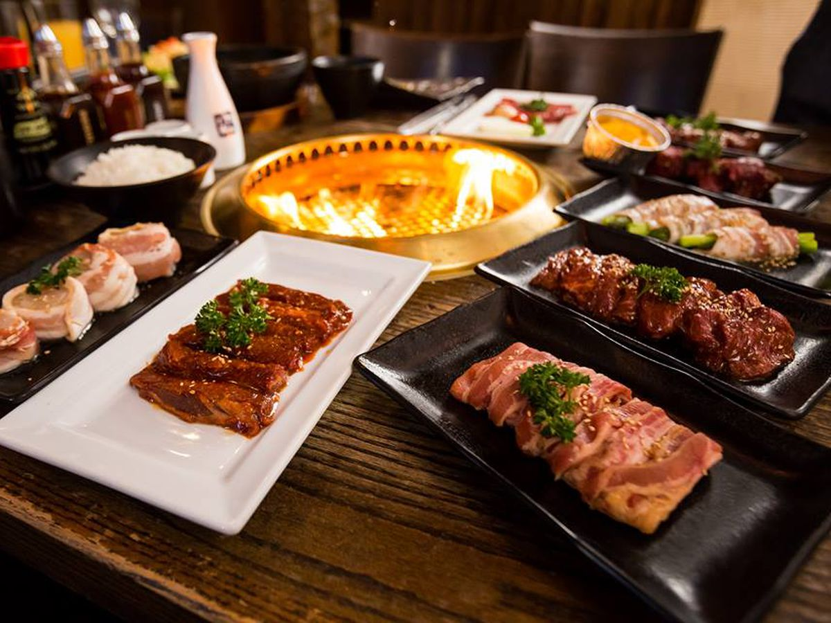 20 sizzling spots for asian barbecue, 2017 edition