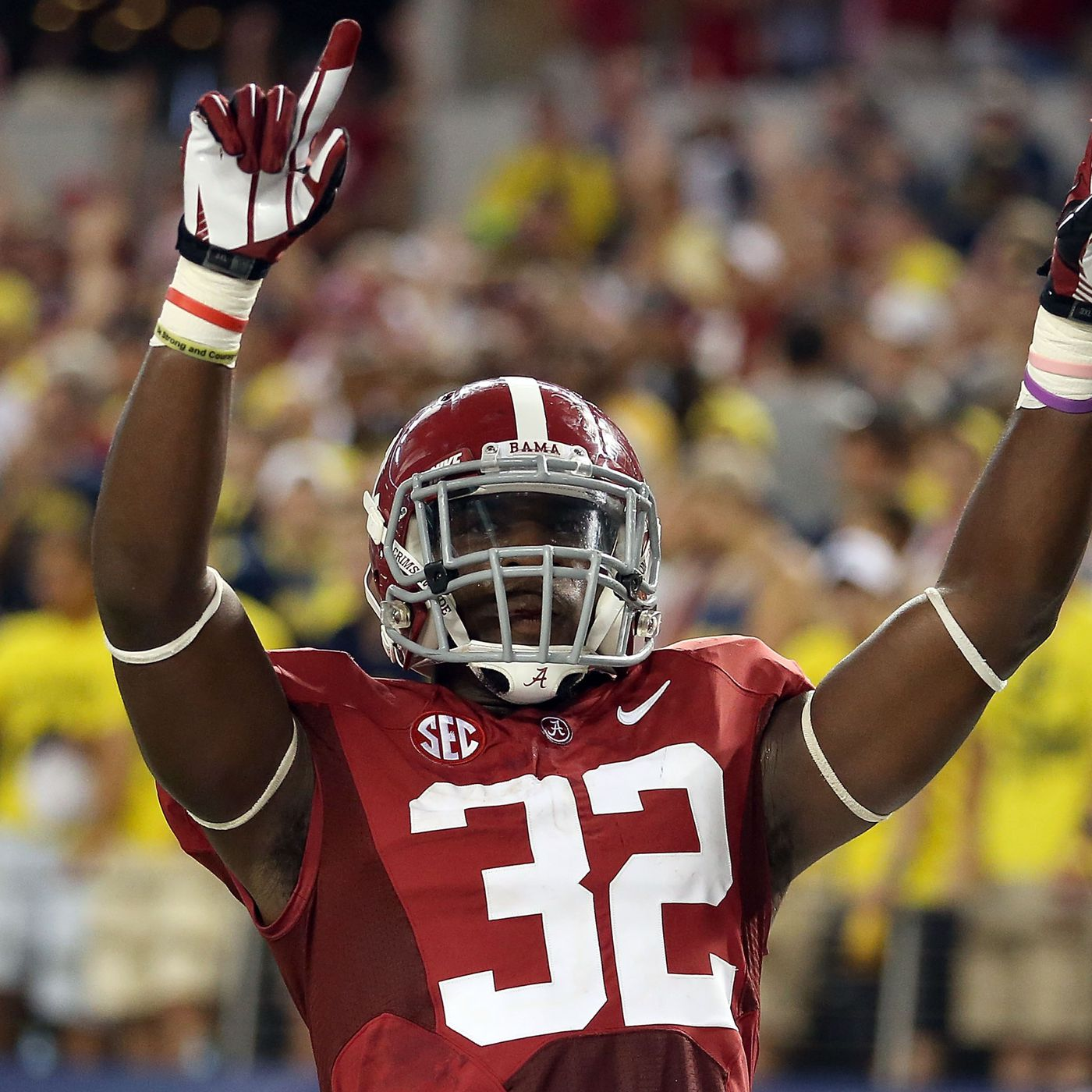 CJ Mosley is from Alabama - should that make the Miami Dolphins ...