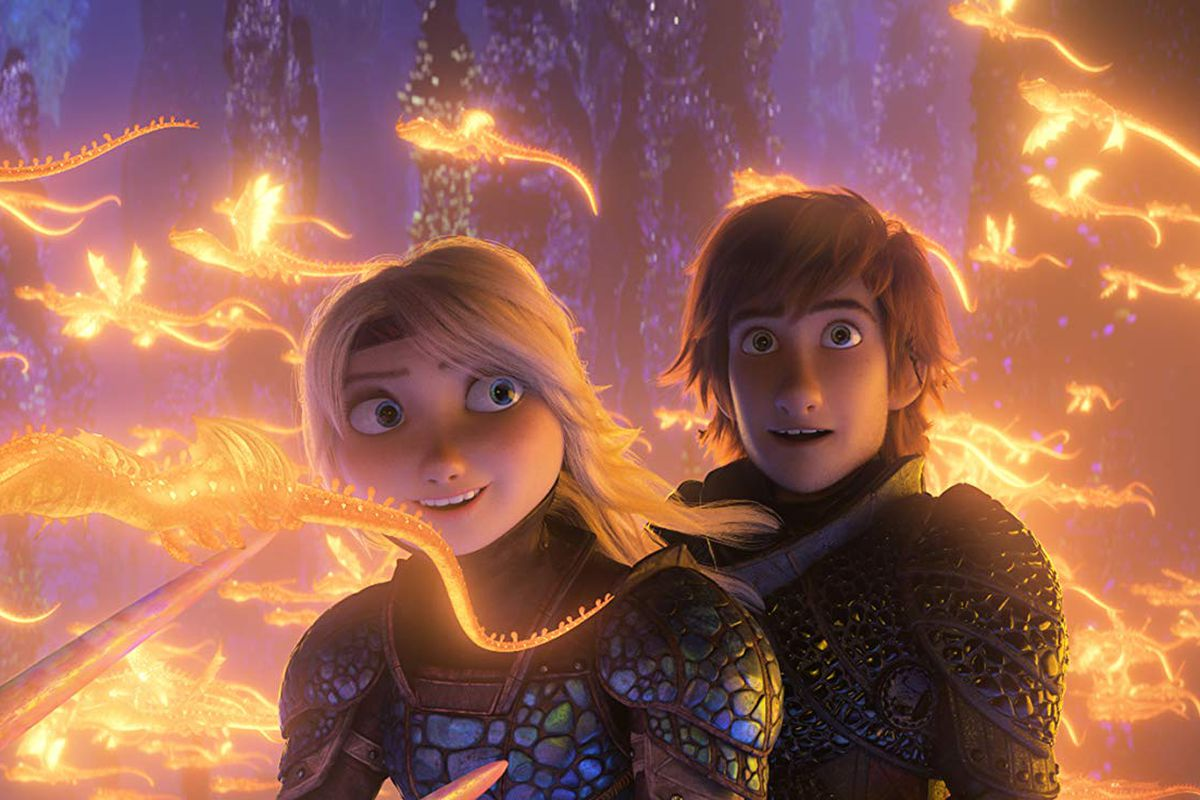 How to Train Your Dragon 3 Review: a simple movie with a