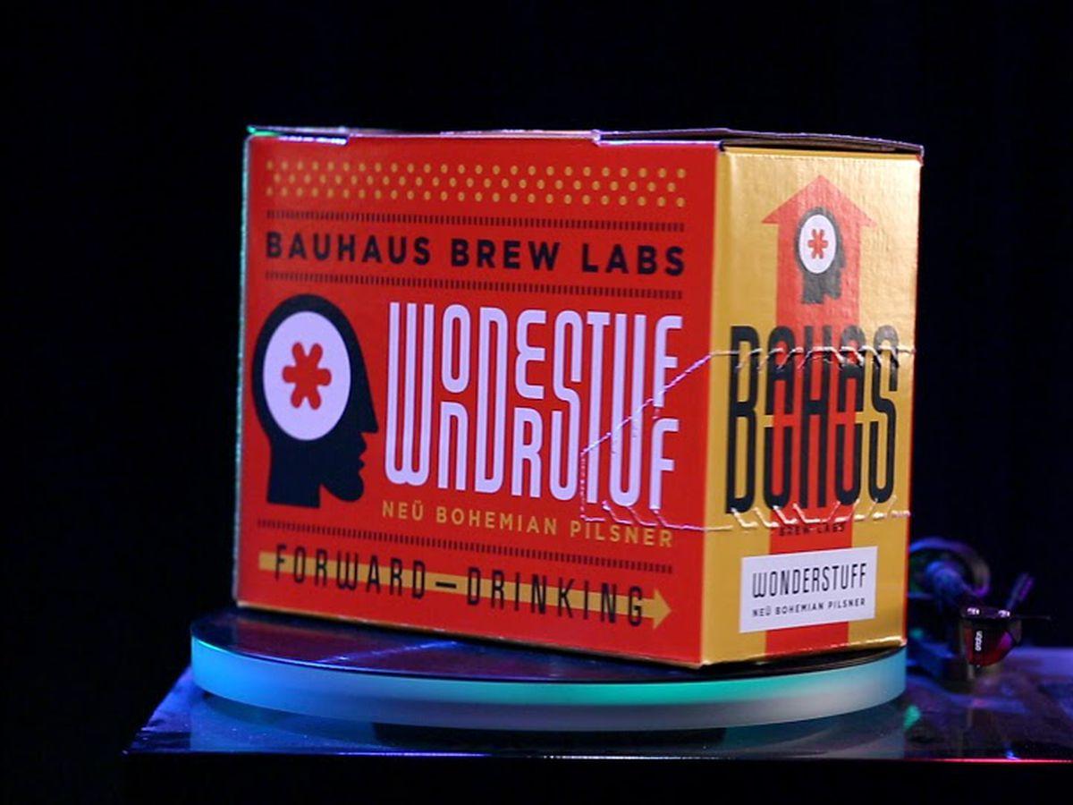 A twelve pack of Wonderstuff