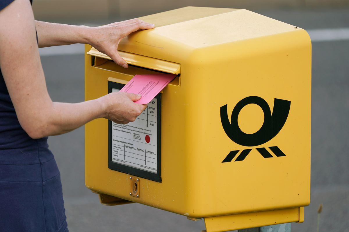 Postal vote for the Bundestag election 2021