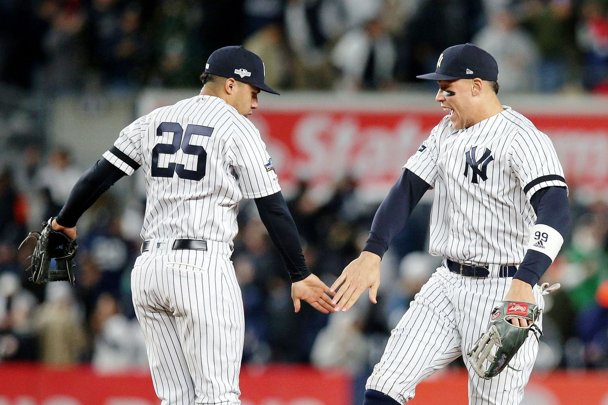 Which Players May The Yankees Look To Extend In 2020 Pinstripe Alley