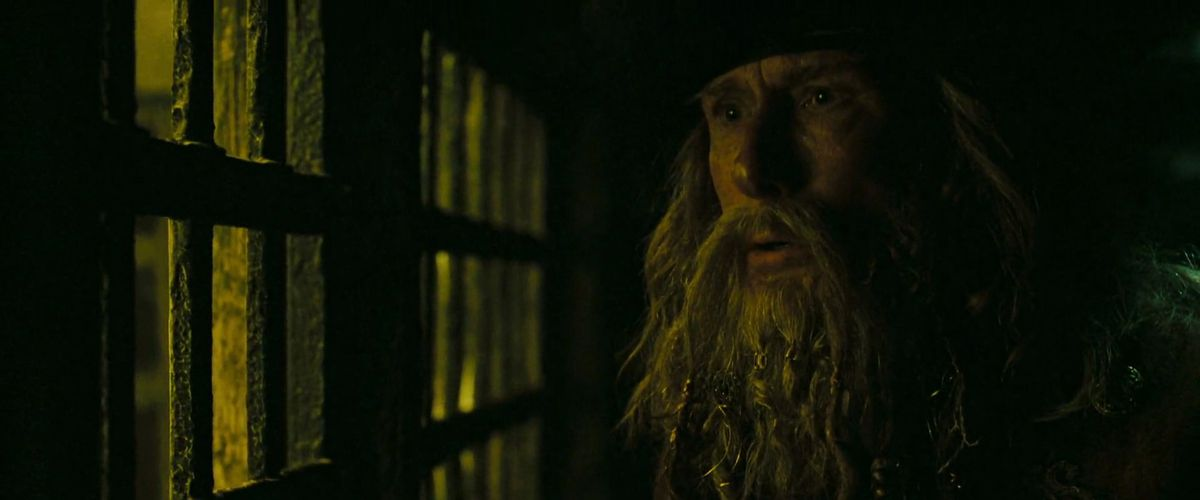 davy jones in at world's end