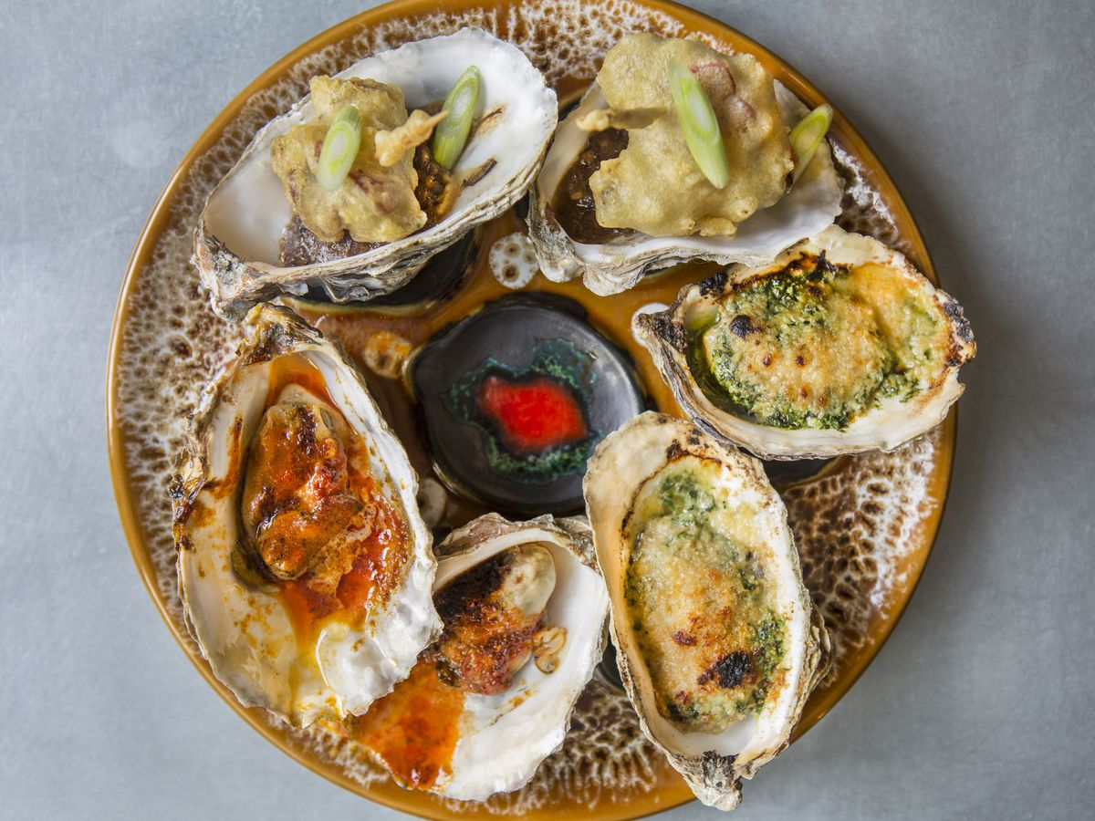Plaquemine Lock's oysters