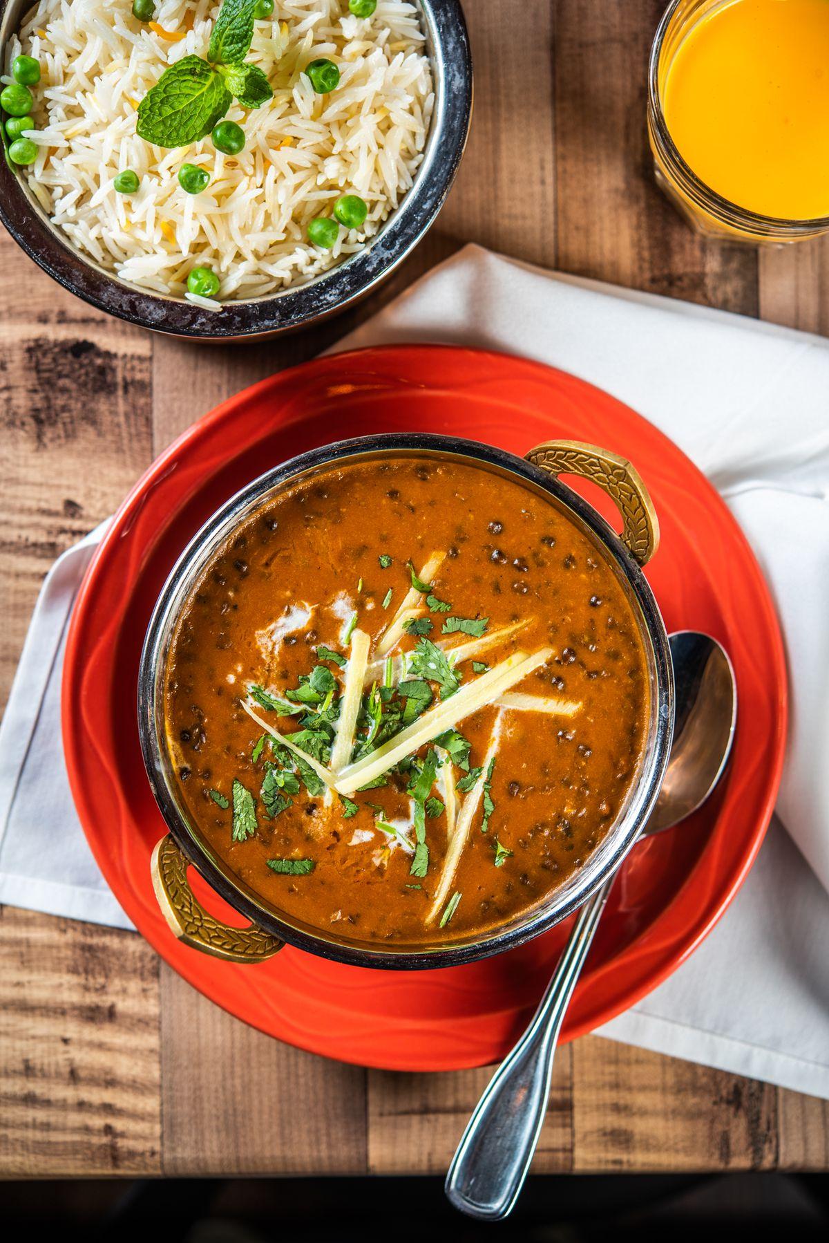 Bombay Street food daal