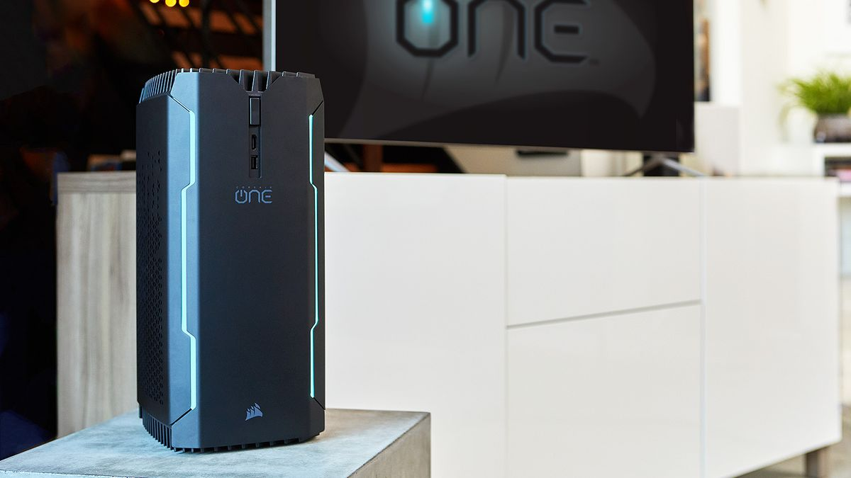 Corsair One review: a console-like PC in the age of PC-like