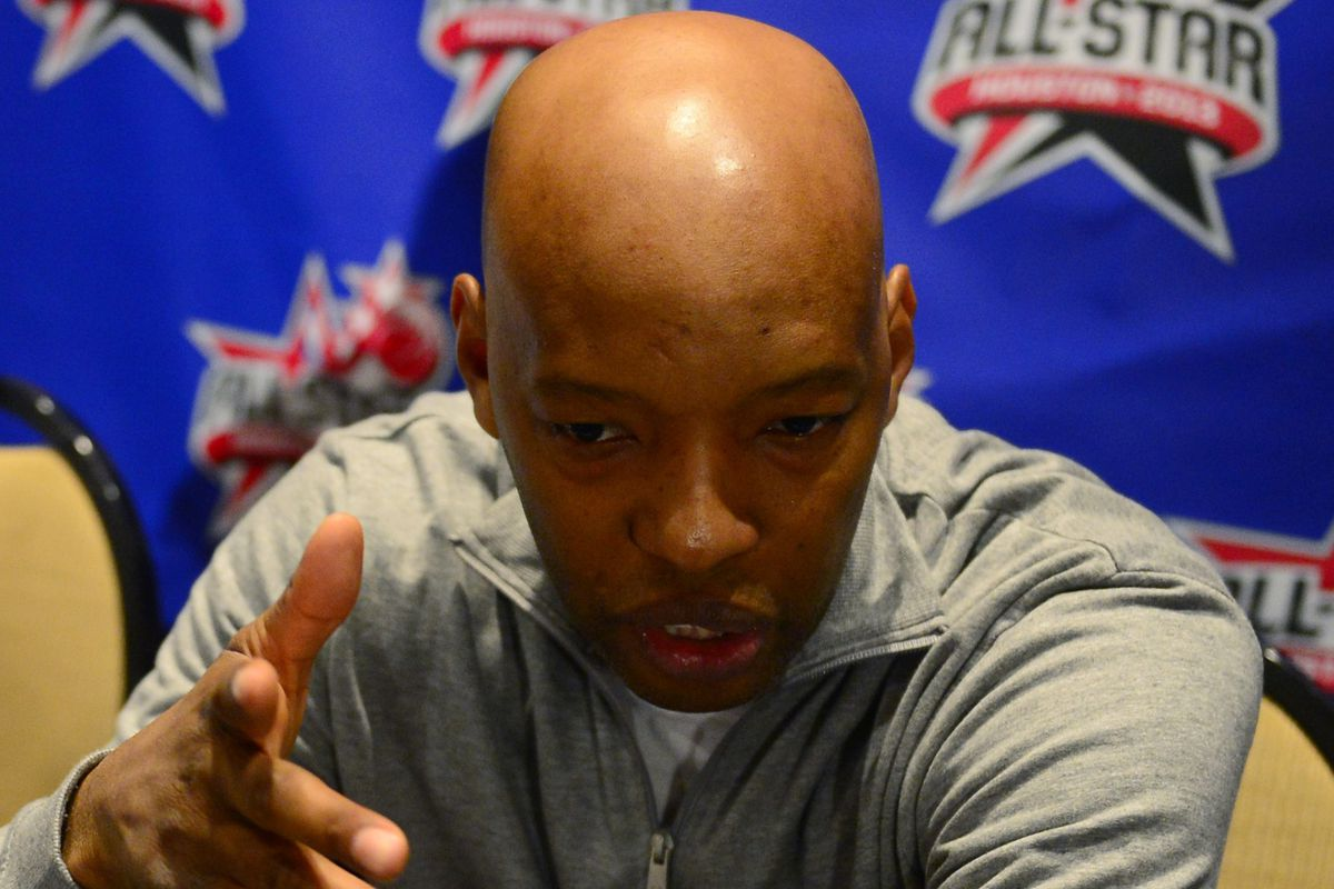 If I had a time machine, 2003 Sam Cassel would return to the Wolves.