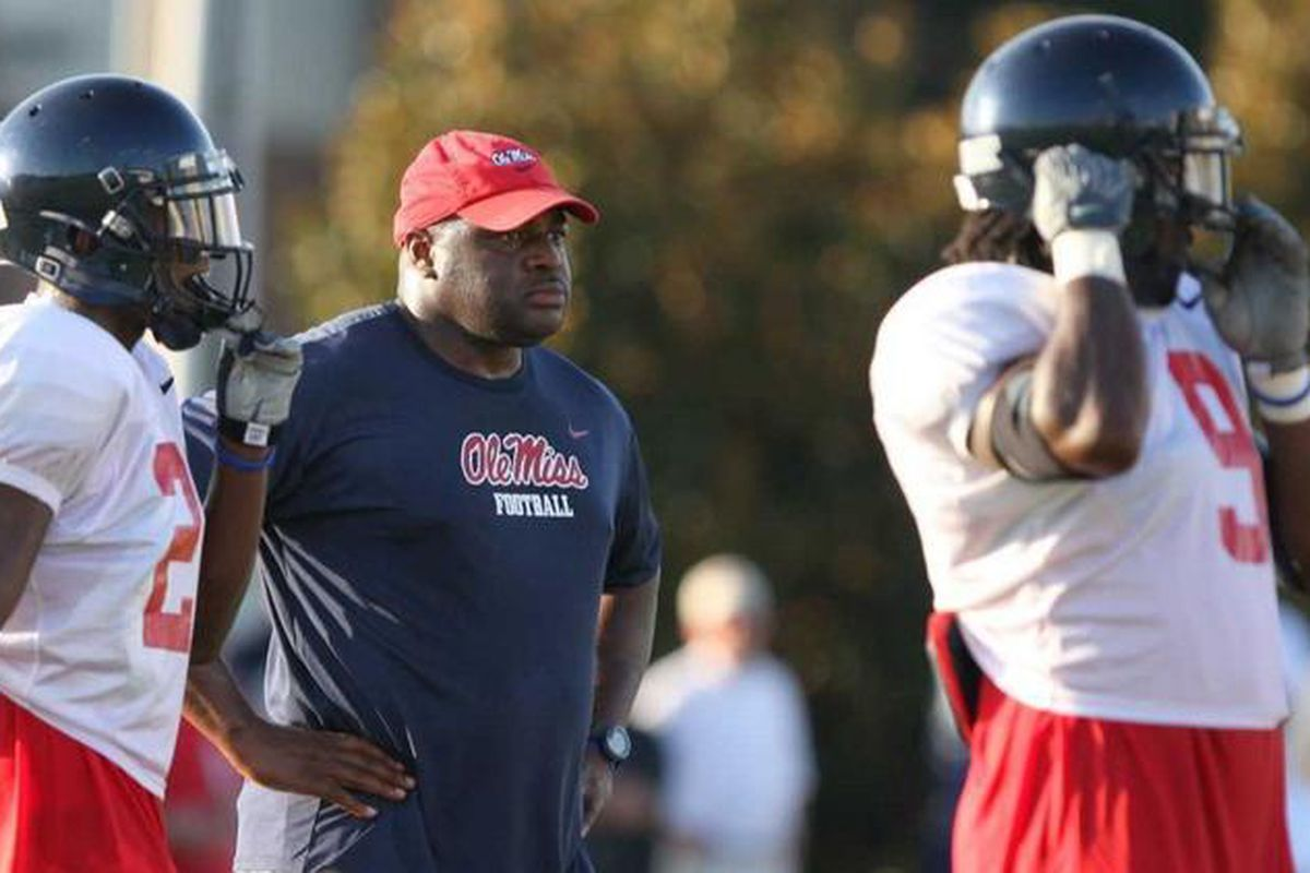 e005a454a Virginia Tech assistant Tyrone Nix is leaving for Ole Miss - Red Cup ...