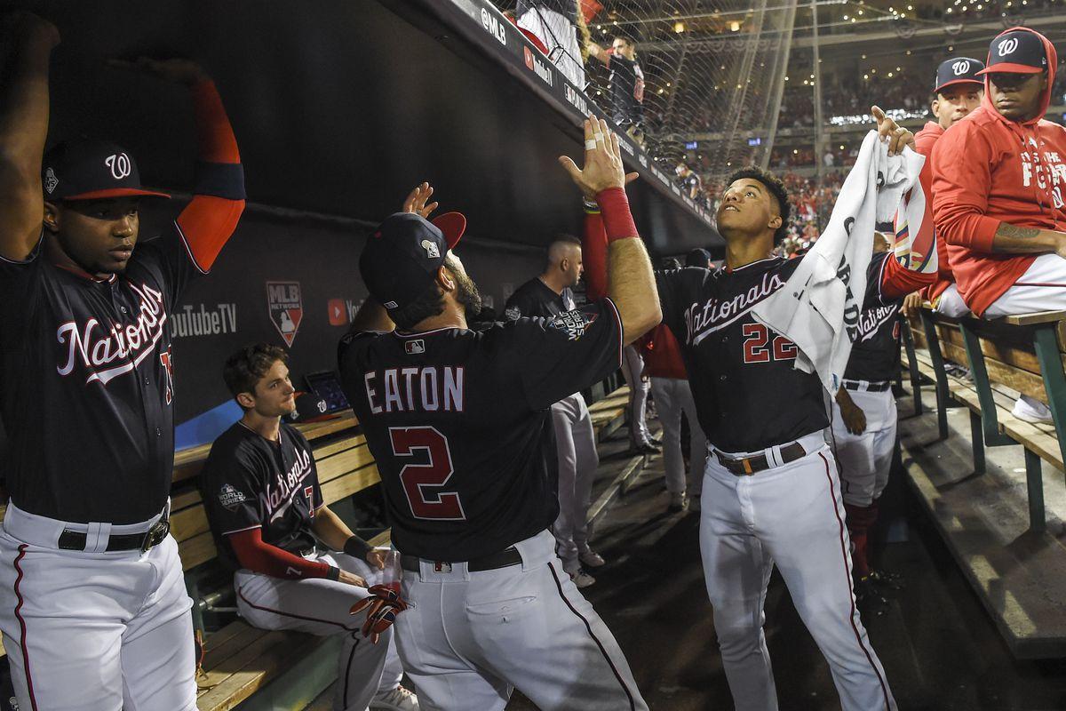 World Series 2019 Game 5 - Houston Astros at Washington Nationals