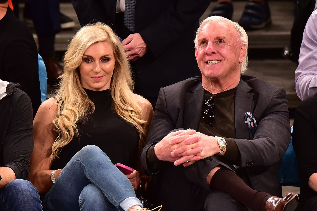 WWE Legend Ric Flair Points Out Basic Difference With Charlotte Flair 2