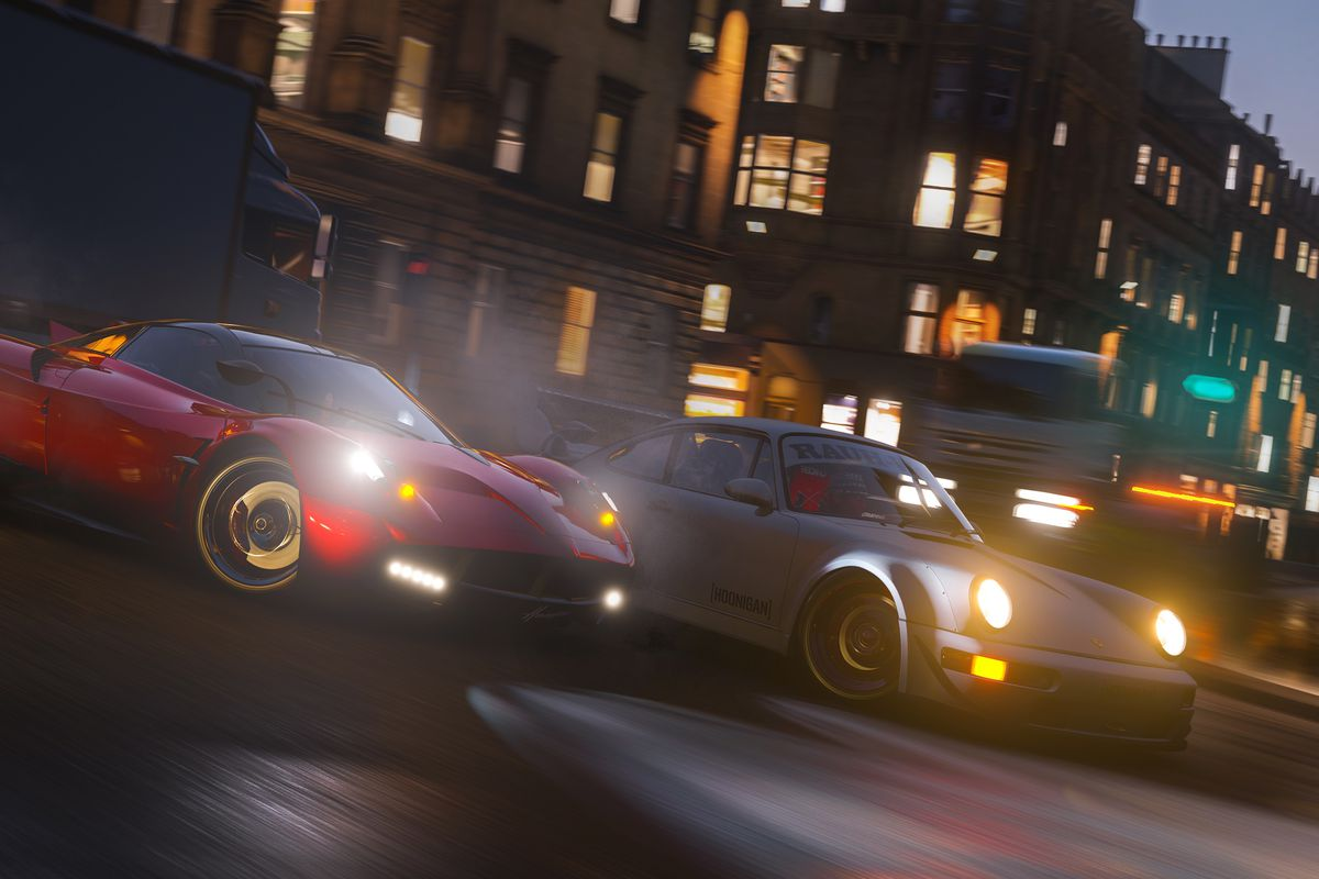 Forza Horizon 4's online play is confusing and confining
