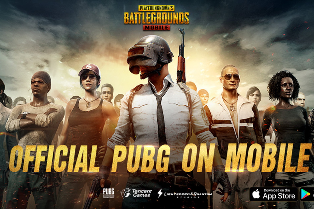 playerunknown s battlegrounds is now on mobile in the us
