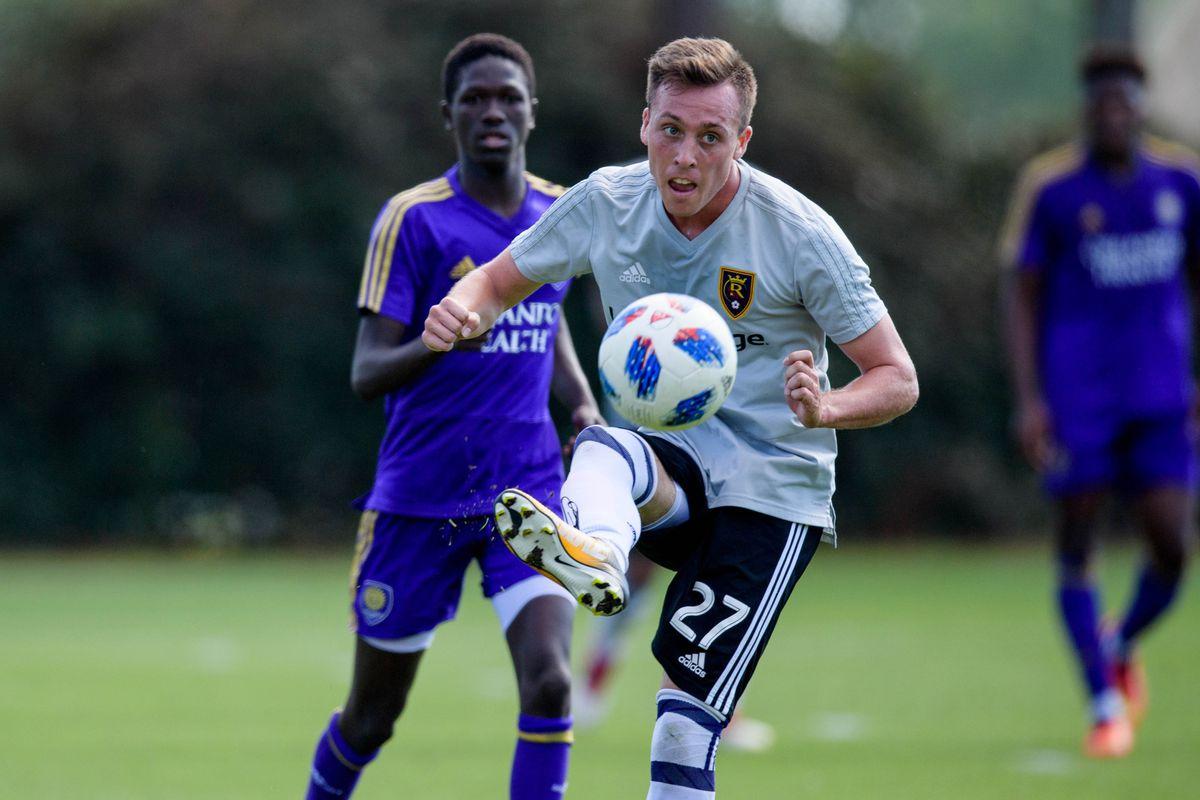 MLS: Real Salt Lake vs. Orlando City SC