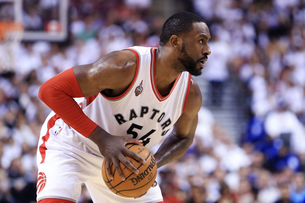 Forgotten Toronto Raptors Playoffs: 2015 Eastern Conference  first round, Patrick Patterson