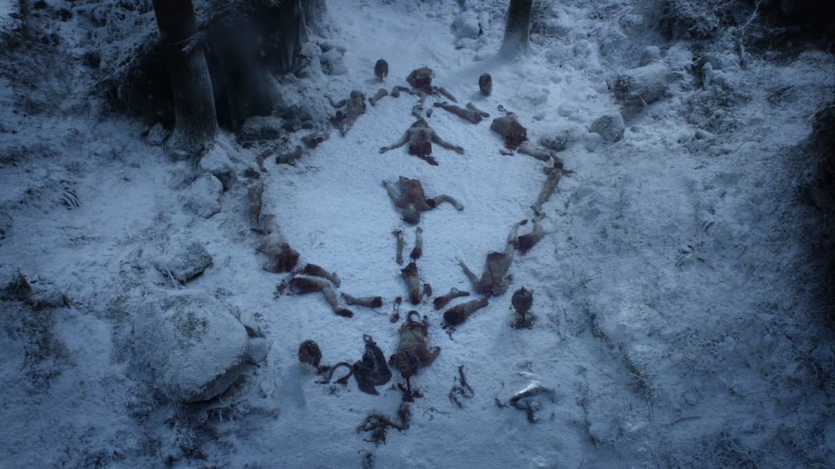The Night King S Eerie Sigils On Game Of Thrones Have A