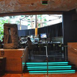 The Kokomo's bar is still in operation.