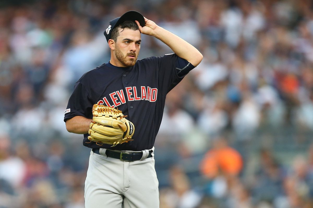 MLB trade rumors: Indians young starting pitching drawing interest