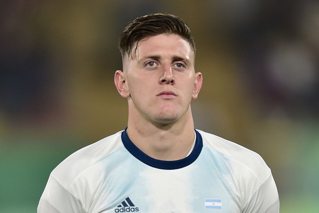 AC Milan Pursuing Argentina U-20 Striker As An Attacking Reinforcement For January