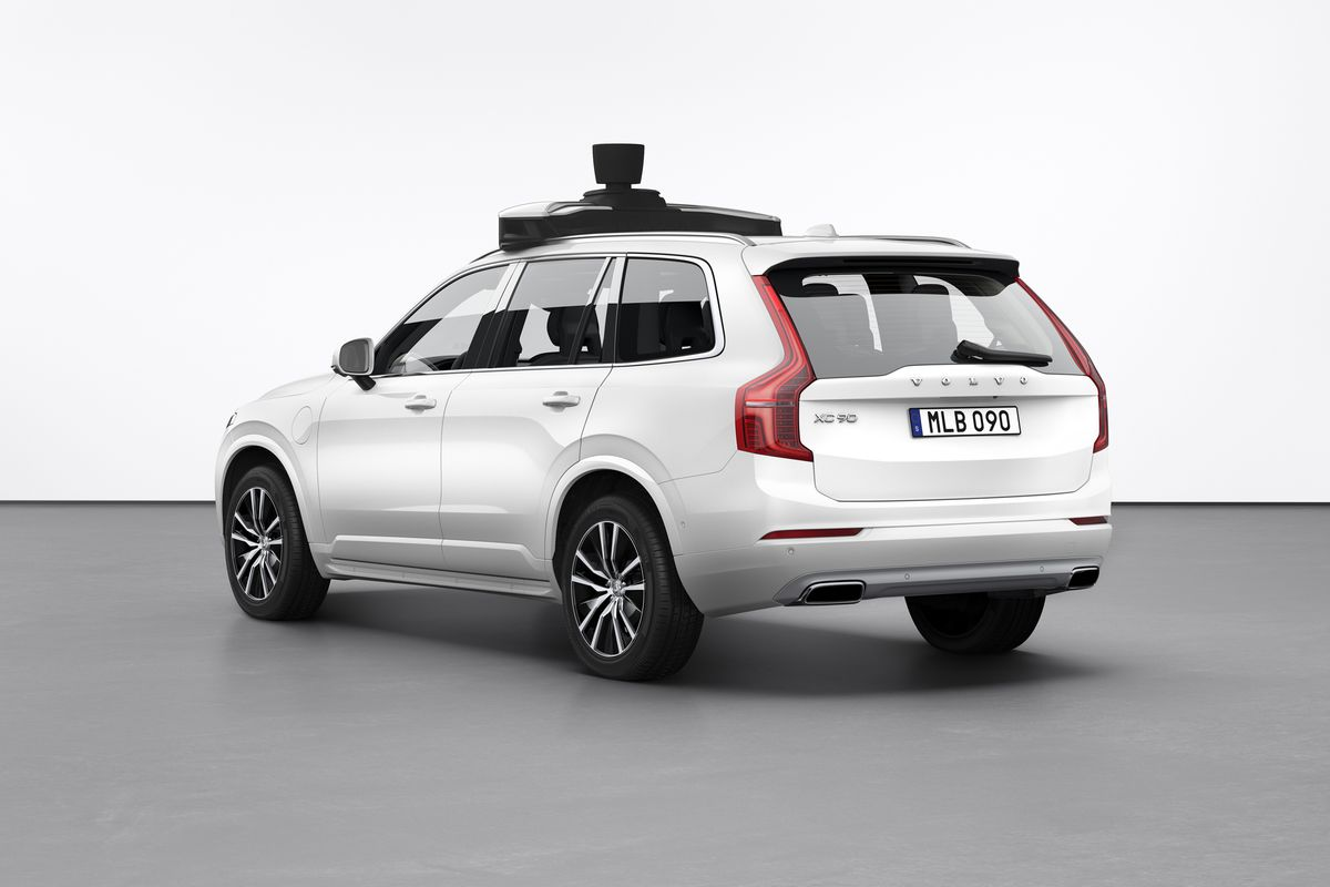 What Kind Of Cars Does Uber Use >> Uber Debuts A New Self Driving Car With More Fail Safes The Verge