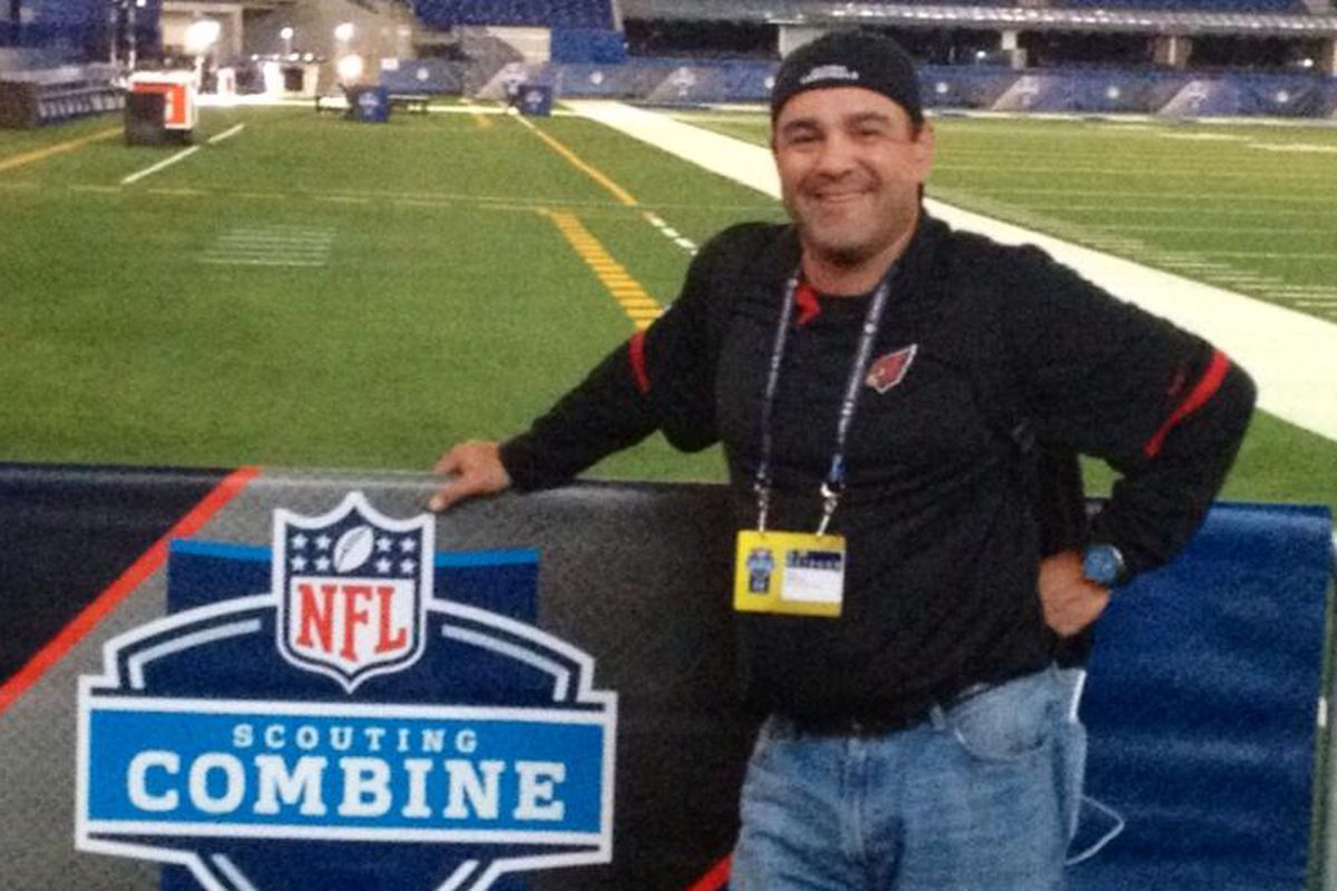 Bob Brakel has been working in the NFL for 17 years. He came out to various colleagues at the 2014 NFL Combine.
