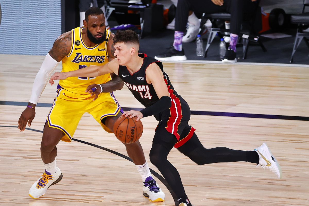 NBA Finals: How the Lakers dominated the Heat in Game 1 - Silver Screen and  Roll