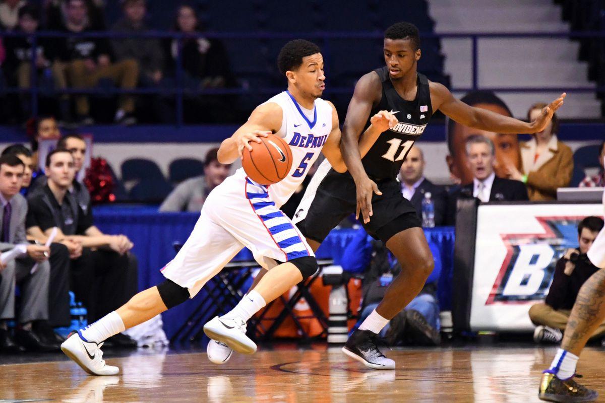 NCAA Basketball: Providence at DePaul