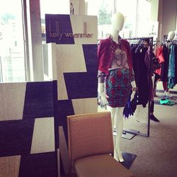 Mannequins to inspire your sample sale style.