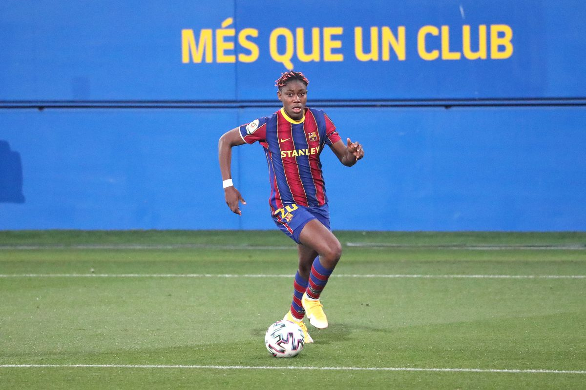 FC Barcelona v Rayo Liga Iberdrola - Spanish Women's League