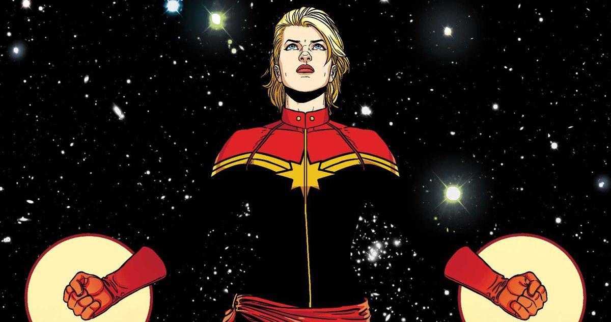 CAPTAIN MARVEL #10 SEPT 2019 STAR CAROL DANVERS HERO OR VILLAIN NEW 1 COMIC BOOK