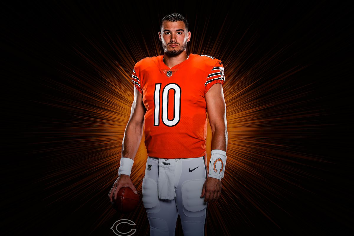 9489e953819 The ever-so-controversial Chicago Bears orange jerseys are officially back.