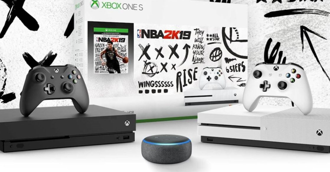 Amazon is Including a Free Echo Dot with Xbox One Consoles